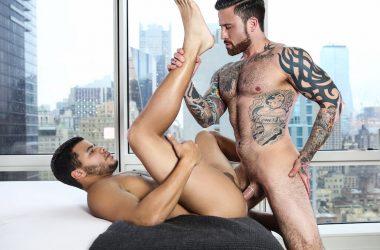 Jordan Levine Tops Kaden Alexander