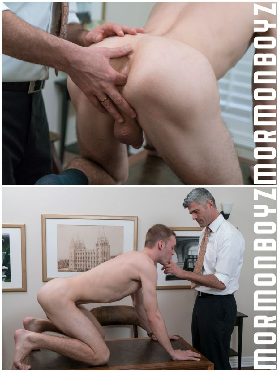 Daddy And Teen Marcon Barebacking