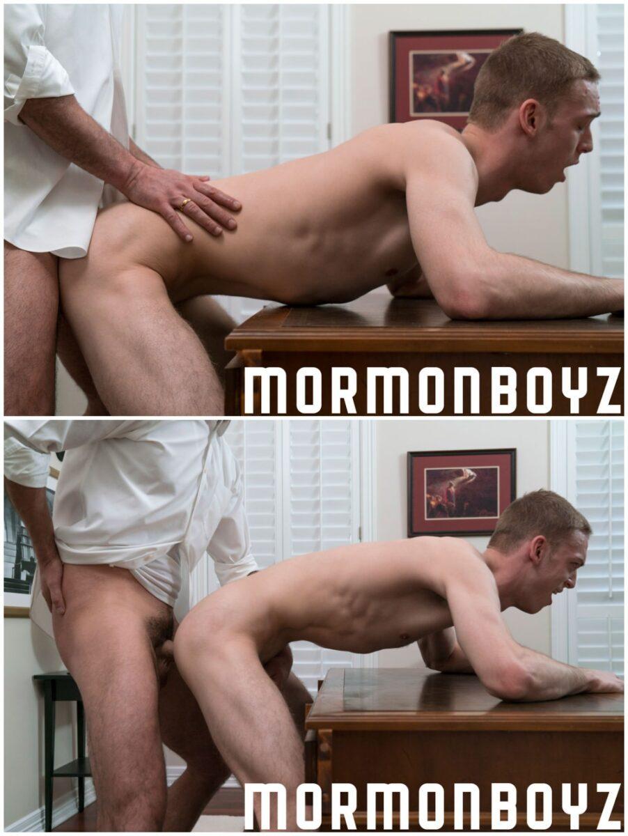 Mormon Twinks Bareback