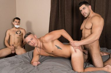Bareback Threesome