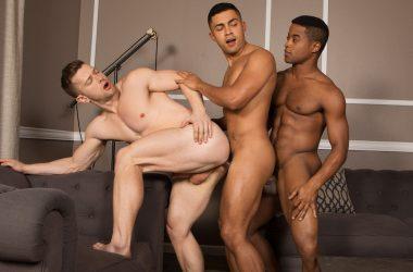 Sean Cody Bareback Threesome