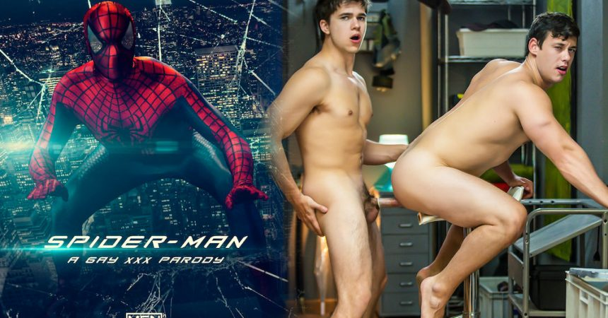 MEN's Spiderman Parody Debuts!