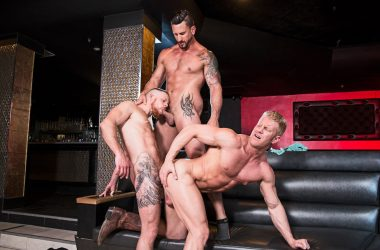 Dakota, Jack & Johnny Threeway