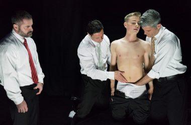 Mormon Boy Tag-Teamed RAW