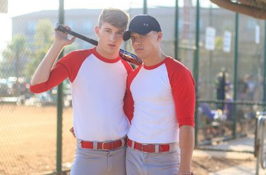 Bareback Baseball Boys