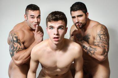 Ryan, Jack, & Bellamy Threeway