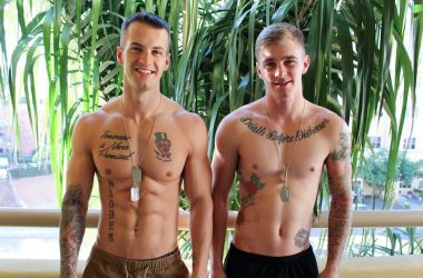 Quentin Gainz & Ryan Jordan Bareback