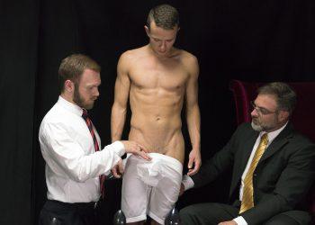Mormon Twink Takes It Bareback