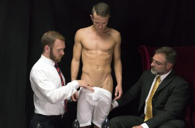 Mormon Twink Takes It Bareback