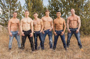 Wyoming Getaway: Bareback Orgy