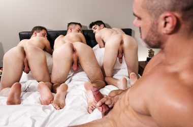 Daddy's Day Orgy