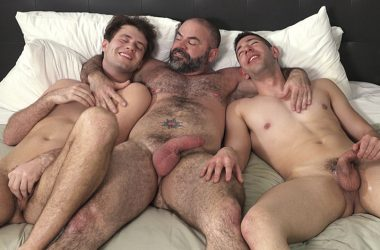 Dad Fucks His Two Sons Raw