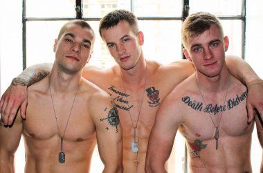 Quentin, Ryan, & Princeton Raw