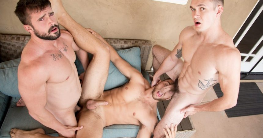 Jackson, Mathias & Carter Raw