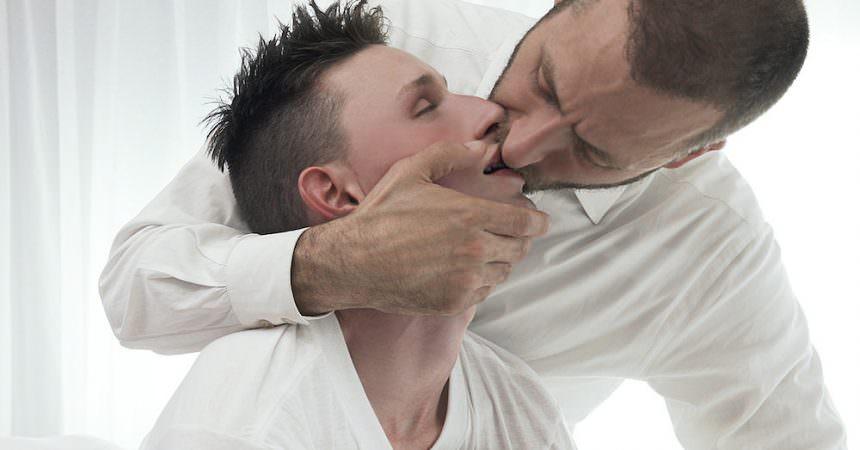 Elder Hansen Gets Raw Daddy Dick