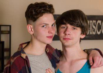 Riley & Caleb Raw Flip-Flop