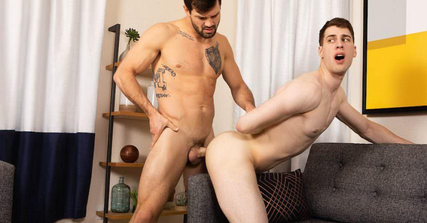 Brysen & Angelo Bareback