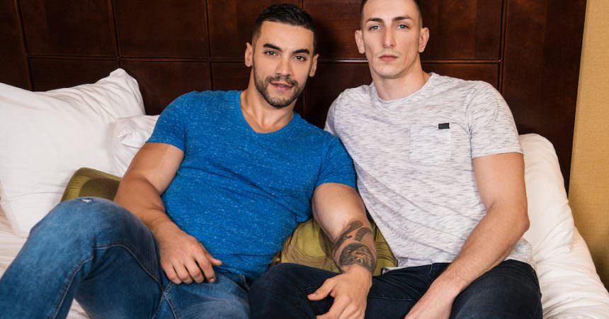 Arad & Michael Bareback