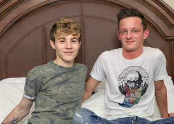 Bare Twinks: Andrew & James