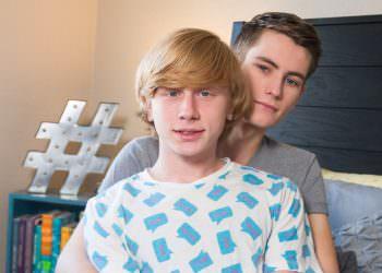 Trevor & Charlie Raw Flip-Flop