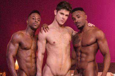Devin, Liam & Phoenix Bareback