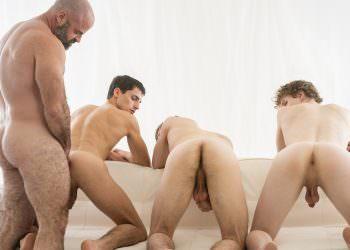 Mormon Boy Raw Orgy