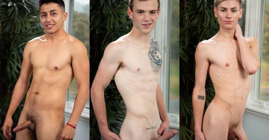 Scott, Tyler, & Cyrus Bareback