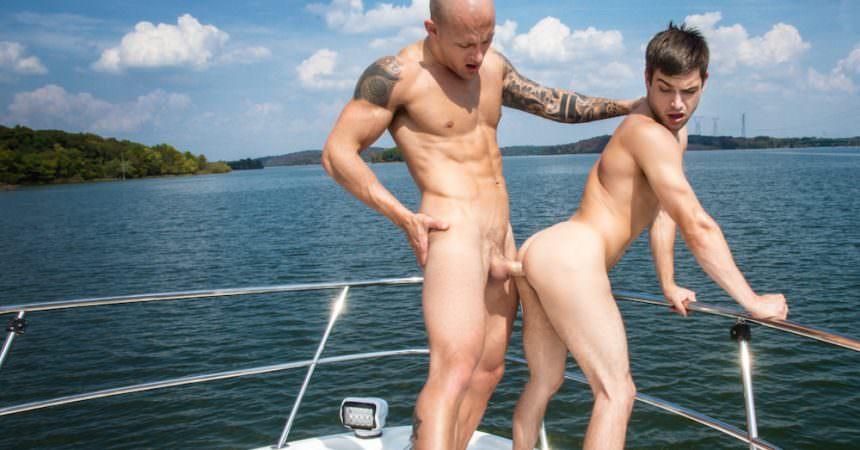 Trevor Pounds Johnny At Sea