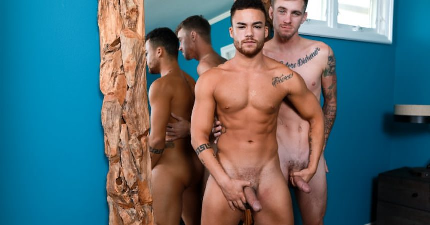 Ryan Fucks Beaux Bareback