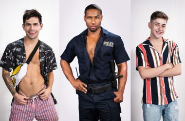 Deangelo, Joey, & Ty, Bareback