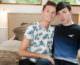 Devin & Garrett Bareback Flip-Flop