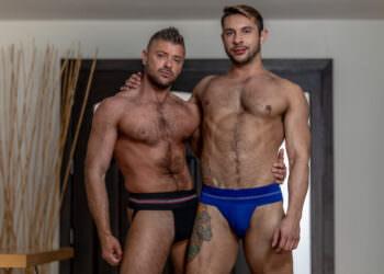 Jack Andy & Seth Santoro Bareback